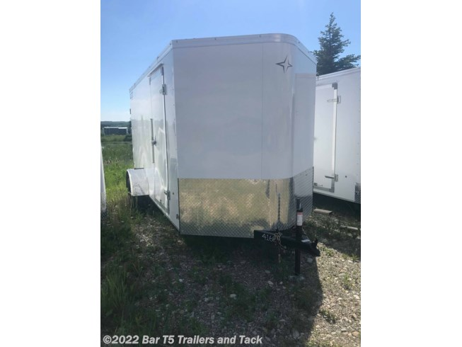 2018 Southland Royal Lightning 6x12 Cargo Trailer w/ 2' V-Nose