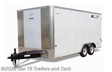 2018 Southland Royal Lightning 8x16 Tandem Cargo Trailer