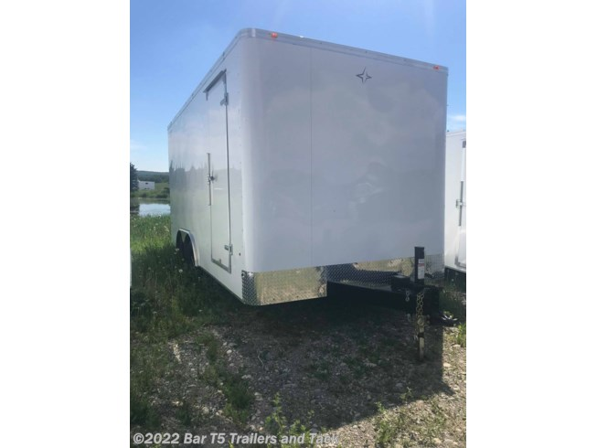 2018 Southland Royal Lightning 8x16 Tandem Cargo Trailer w/ Ramp