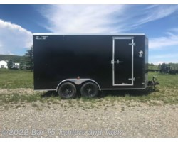 #TBC 643i - 2018 Southland Royal Lightning 7x14 Tandem Cargo Trailer w/ 2' V-Nose and Ramp