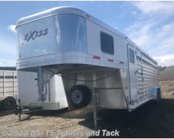 #TGC 455l - 2018 Exiss Livestock 24' Stock Combo w/ 4' Dressing Room