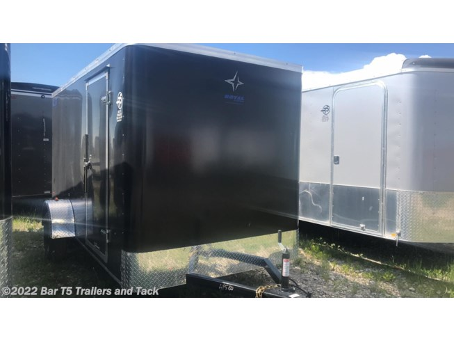 2018 Southland Royal Lightning 6x12 Cargo Trailer w/ Ramp