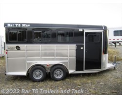 #TBH 283e - 2019 Royal T Trailers Maverick Lite DX WARMBLOOD 3 Horse Angle Bumper Pull