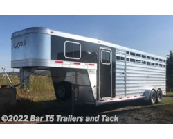 #TGC 465l - 2019 Exiss Livestock 24' Stock Combo w/ 4' Dressing Room