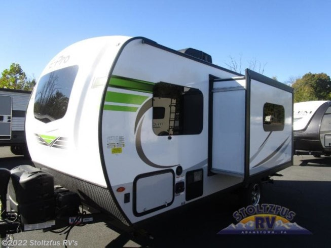 2021 Forest River Flagstaff E-Pro E19FBS - New Travel Trailer For Sale by Stoltzfus RV's in Adamstown, Pennsylvania features Slideout