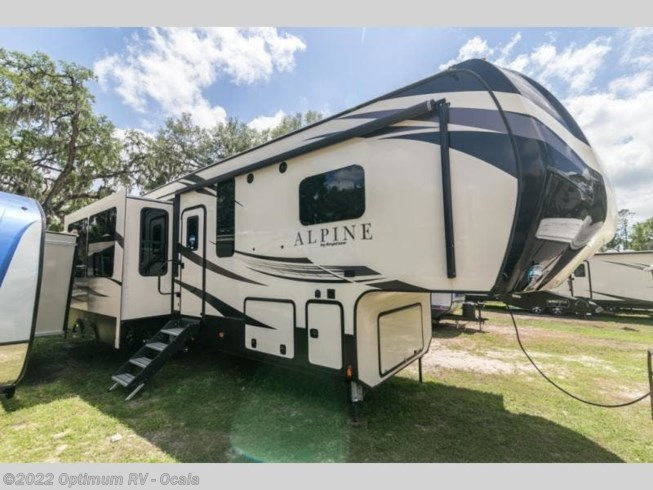 2018 Keystone Alpine 3901re New Fifth Wheel