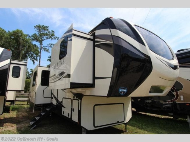 2018 Keystone Alpine 3800fk New Fifth Wheel