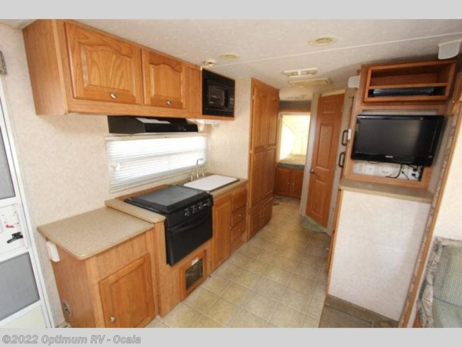 2007 Forest River Rv Rockwood Roo 23b For Sale In Ocala