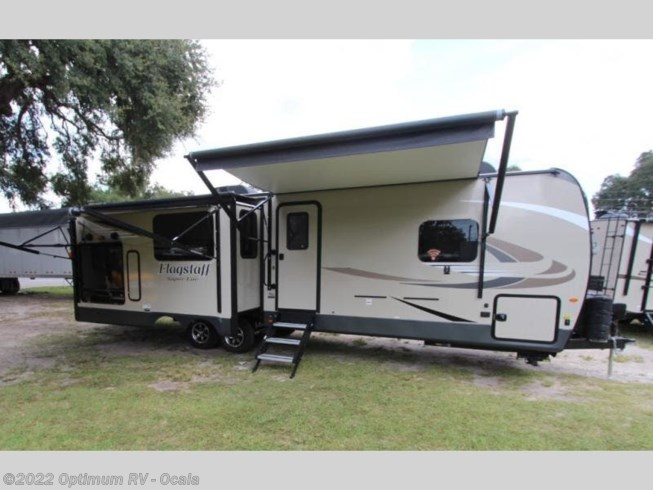 New 2019 Forest River Flagstaff Super Lite 29RSWS available in Ocala, Florida