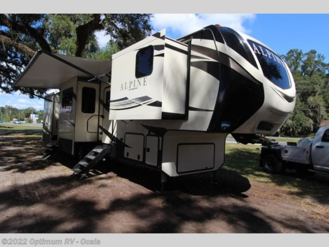 2019 Keystone Alpine 3801fk New Fifth Wheel In Ocala Florida 34480