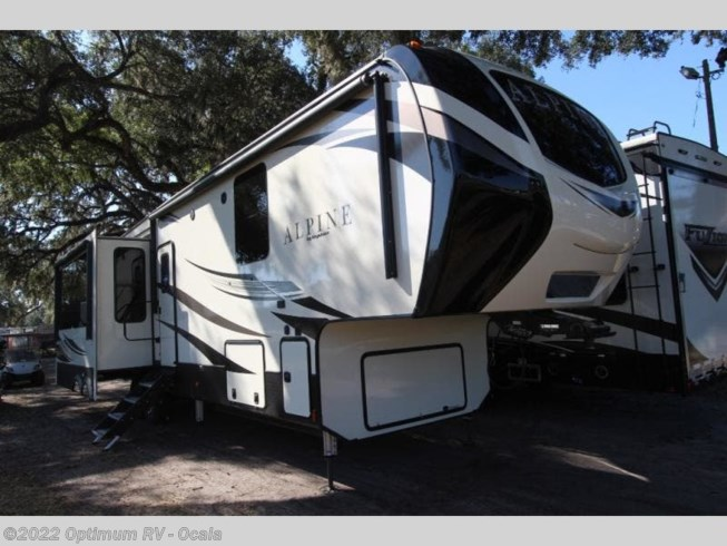 2019 Keystone Alpine 3651rl New Fifth Wheel In Ocala Florida 34480