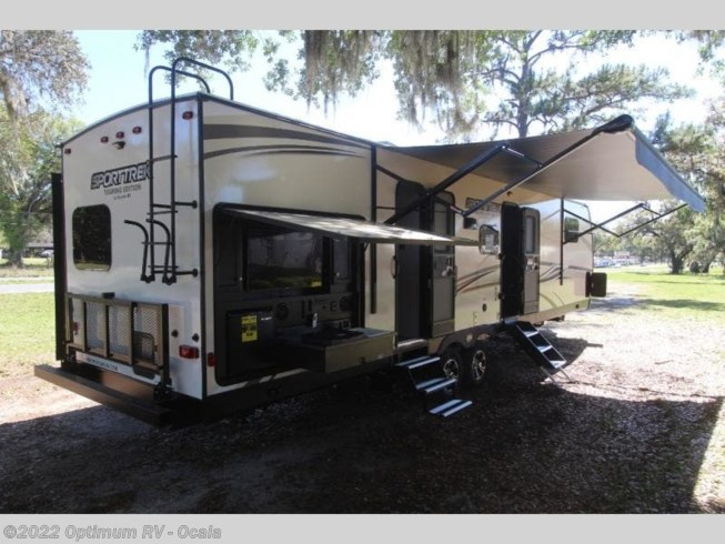 New 2019 Venture RV SportTrek Touring Edition 343VBH available in Ocala, Florida
