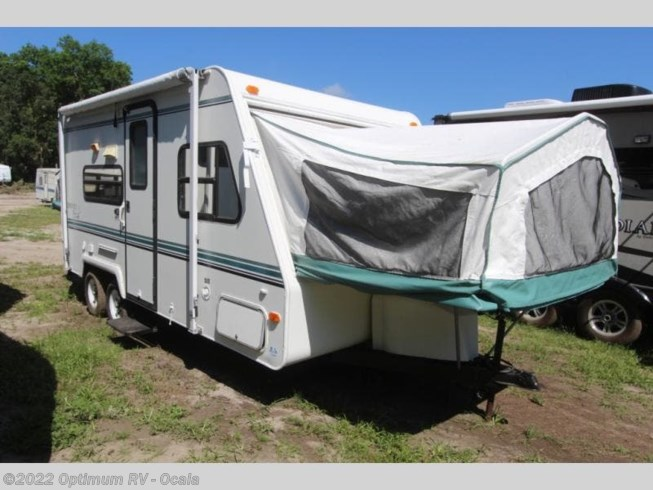 2000 Forest River Rockwood Roo 18 RV for Sale in Ocala, FL ...