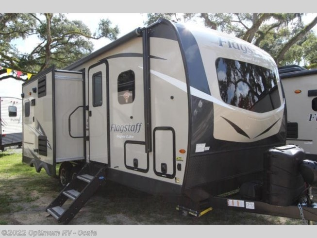 New 2020 Forest River Flagstaff Super Lite 23FBDS available in Ocala, Florida