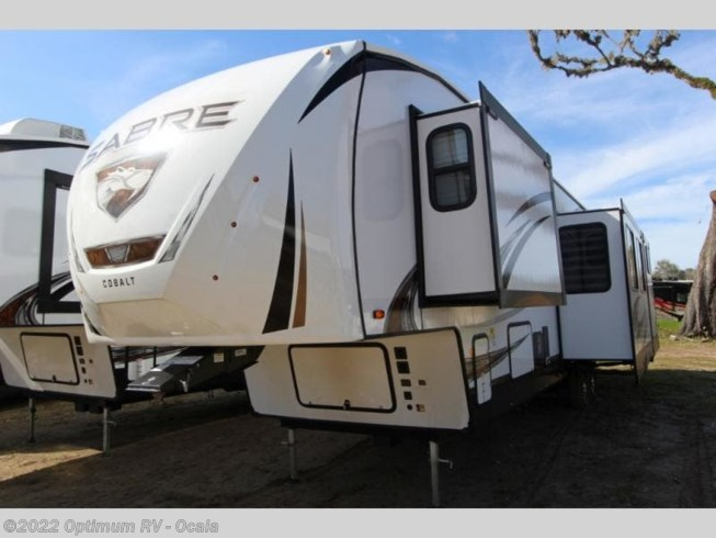 2020 Forest River Sabre 38DBQ - New Fifth Wheel For Sale by Optimum RV in Ocala, Florida