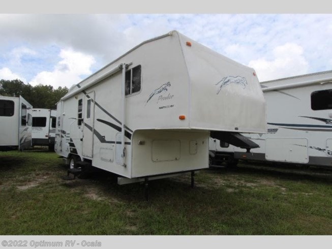Used 2001 Heartland Prowler 27 5J available in Ocala, Florida