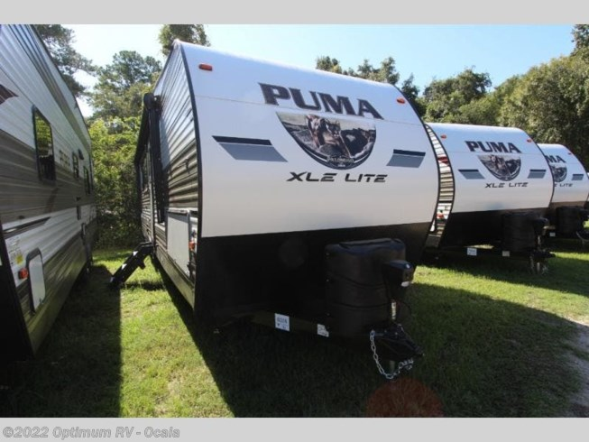 New 2021 Palomino Puma XLE Lite 27TSB available in Ocala, Florida