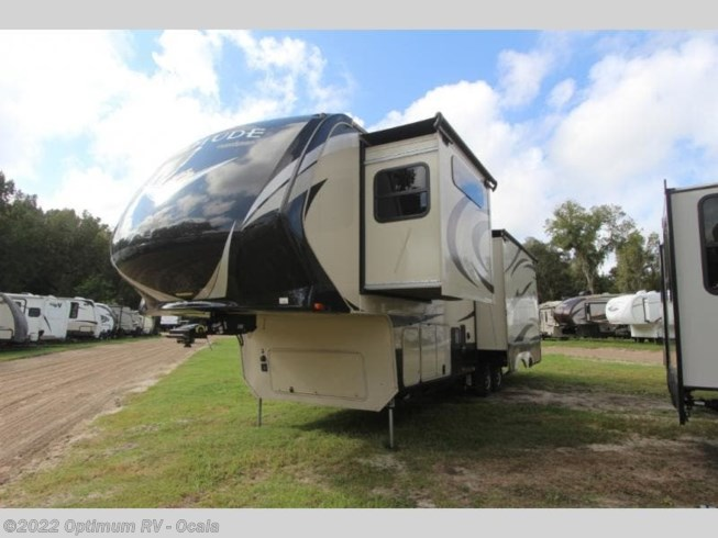 Used 2017 Grand Design Solitude 321RL available in Ocala, Florida
