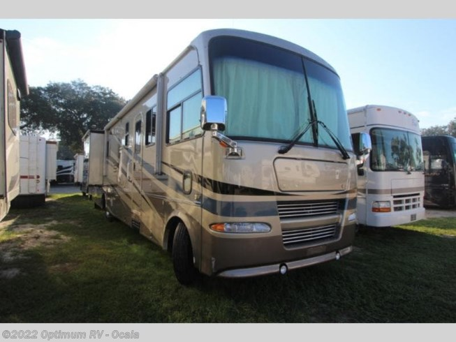 Used 2006 Tiffin Allegro Bay 38TDB available in Ocala, Florida