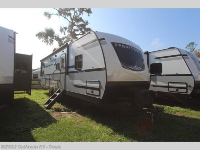 New 2021 Venture RV SportTrek ST281VBH available in Ocala, Florida