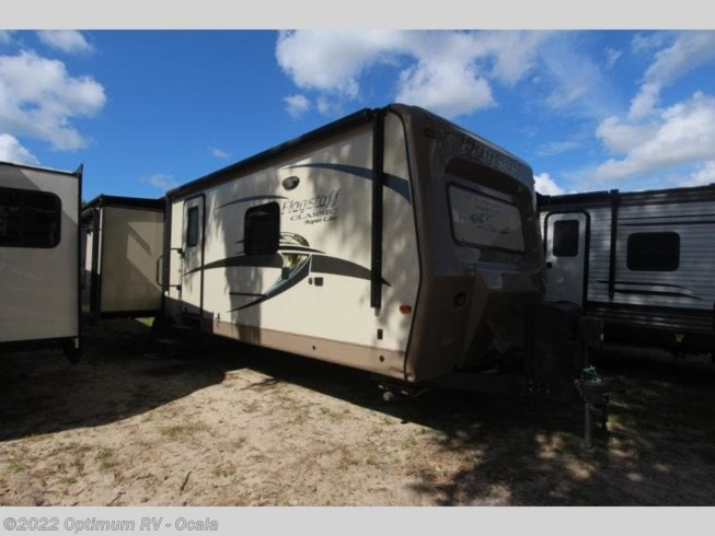 Used 2016 Forest River Flagstaff Classic Super Lite 832IKBS available in Ocala, Florida