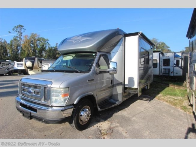 2010 Itasca Cambria 30C - Used Class C For Sale by Optimum RV in Ocala, Florida features Slideout