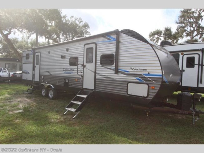 New 2021 Coachmen Catalina Legacy 323BHDSCK available in Ocala, Florida