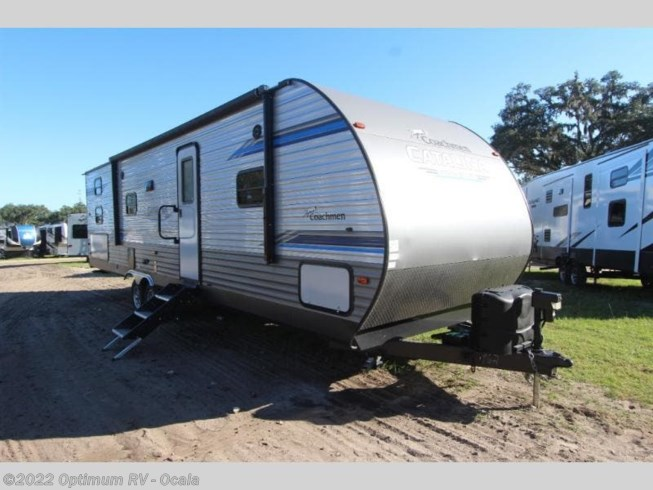 Used 2020 Coachmen Catalina Legacy 303QBCK available in Ocala, Florida
