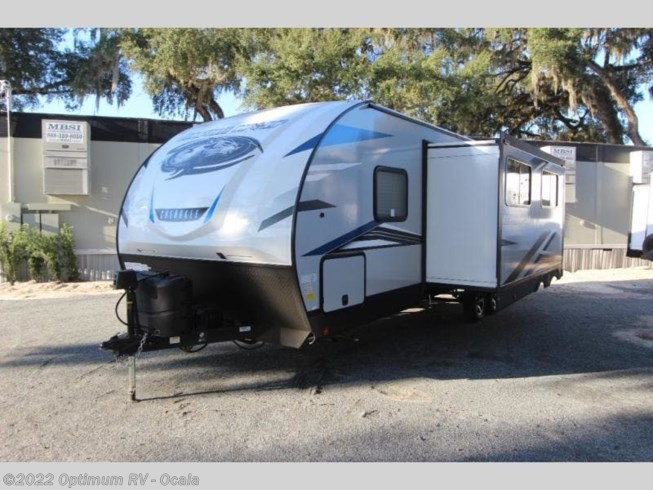 2021 Forest River Cherokee Alpha Wolf 26DBH-L - New Travel Trailer For Sale by Optimum RV in Ocala, Florida features Slideout
