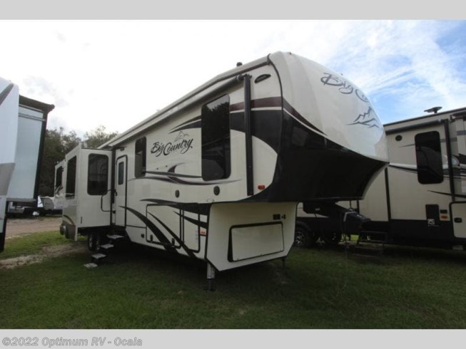 Used 2019 Heartland Big Country 4011 ERD available in Ocala, Florida
