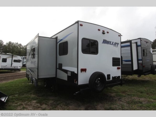 Used 2019 Keystone Bullet 248RKS available in Ocala, Florida