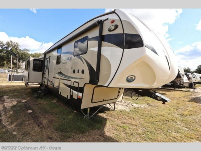 Used 2016 Coachmen Chaparral 390QSMB available in Ocala, Florida
