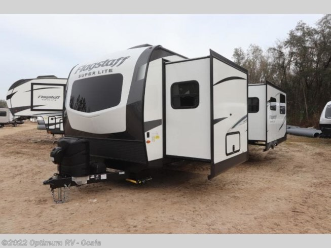 2021 Forest River Flagstaff Super Lite 27FBlK - New Travel Trailer For Sale by Optimum RV in Ocala, Florida features Slideout