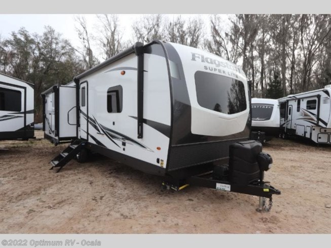 New 2021 Forest River Flagstaff Super Lite 27FBlK available in Ocala, Florida