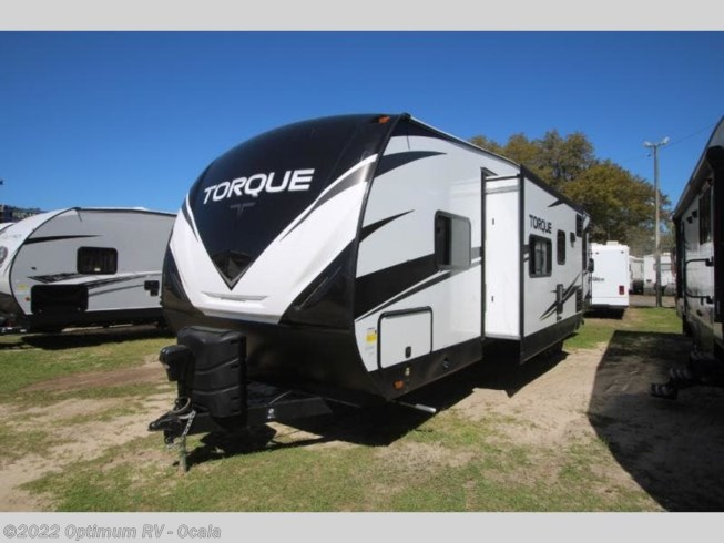 2021 Heartland Torque TQ T333 - New Toy Hauler For Sale by Optimum RV in Ocala, Florida features Slideout