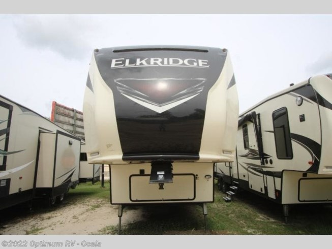Used 2018 Heartland ElkRidge 40FLFS available in Ocala, Florida