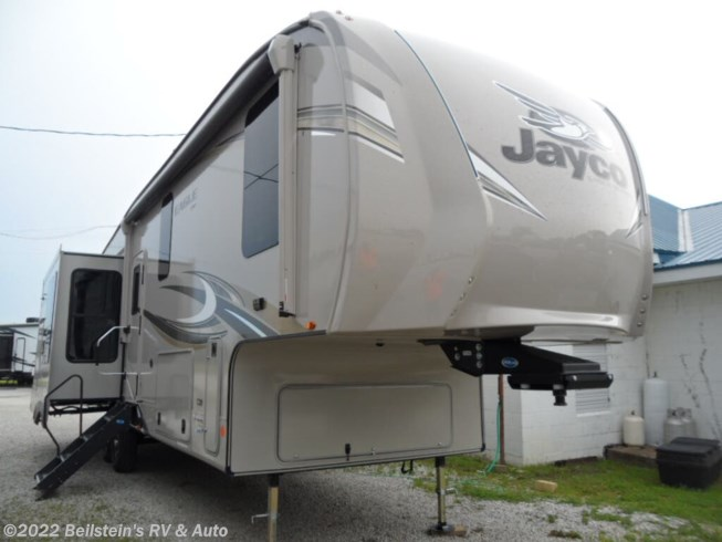 New 2020 Jayco Eagle Fifth Wheels 317RLOK available in Palmyra, Missouri