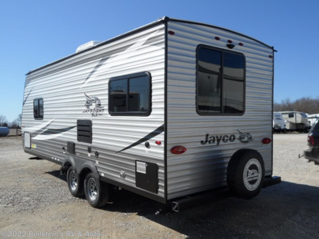2020 Jay Flight SLX 212QBW by Jayco from Beilstein's RV & Auto in Palmyra, Missouri