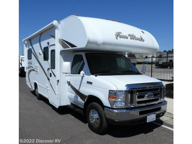 2016 Thor Motor Coach Four Winds 24C - Used Class C For Sale by Discover RV in Lodi, California
