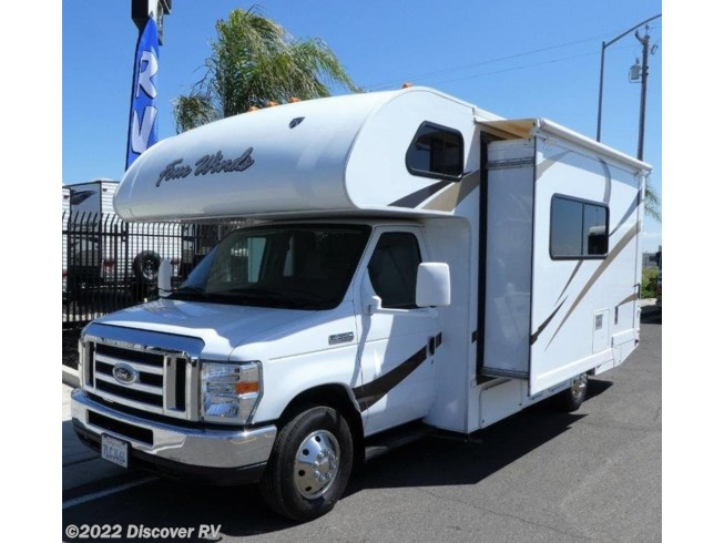 2016 Four Winds 24C by Thor Motor Coach from Discover RV in Lodi, California