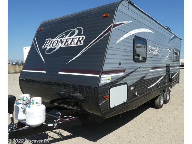 2018 Heartland Pioneer PI RD 210 - Used Travel Trailer For Sale by Discover RV in Lodi, California