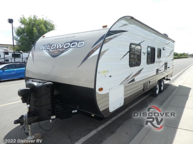 2019 Forest River Wildwood X-Lite 261BHXL - Used Travel Trailer For Sale by Discover RV in Lodi, California