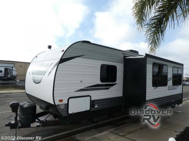 2021 K-Z Sportsmen LE 281BHKLE - New Travel Trailer For Sale by Discover RV in Lodi, California features Slideout