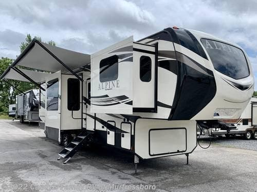 New 2020 Keystone Alpine available in Murfressboro, Tennessee