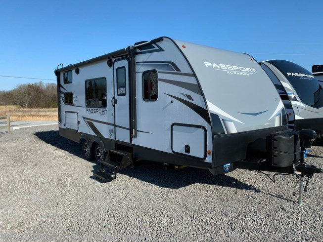 New 2021 Keystone Passport SL Series available in Murfressboro, Tennessee