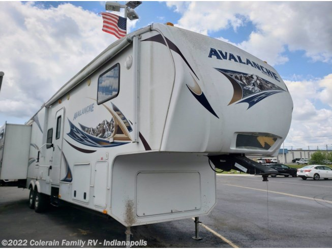 Used 2011 Keystone Avalanche available in Indianapolis, Indiana