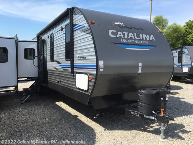 New 2019 Coachmen Catalina Legacy Edition available in Indianapolis, Indiana