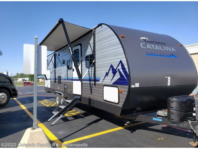 New 2020 Coachmen Catalina Summit Series 8 available in Indianapolis, Indiana