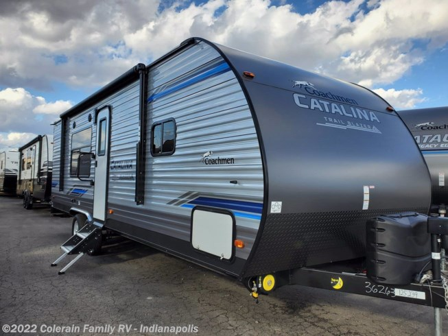 New 2020 Coachmen Catalina Trail Blazer available in Indianapolis, Indiana