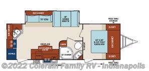 2002 Venture RV SportTrek Sport Trek - Used Travel Trailer For Sale by Colerain RV of Indy in Indianapolis, Indiana